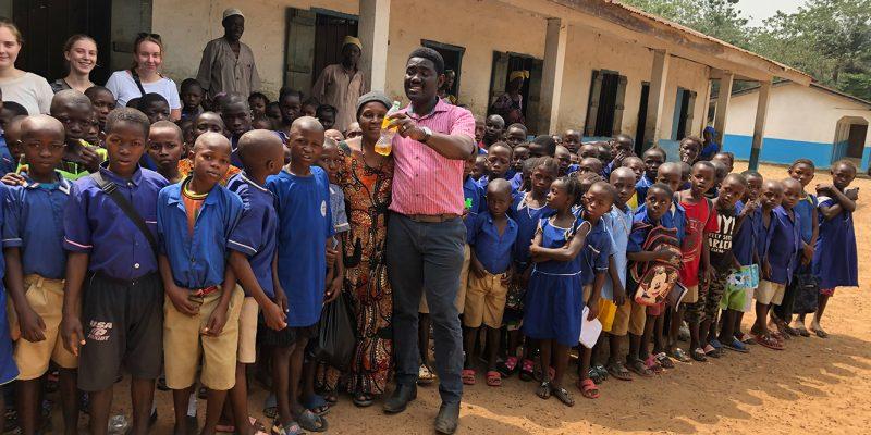 Bezoek Aan Sierra Leone